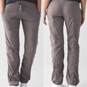Lululemon Dance Studio Pant III Unlined Cool Cocoa